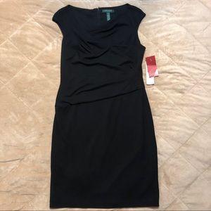 Lauren Ralph Lauren Dresses - NWT Ralph Lauren Jersey Sheath Dress